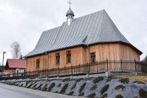 Dawna cerkiew Zamieszańców