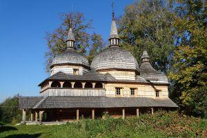 Nowe Brusno: rekonstrukcja dawnej cerkwi zakończona