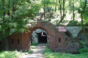 Fort I Salis Soglio - początek rewitalizacji